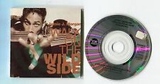 Jamie J. Morgan 3-INCH-cd-maxi WALK ON THE WILD SIDE © 1990 Extended Mix 3-track