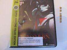 Casshern Sins: Complete Series (DVD, 2013, 4-Disc Set, S.A.V.E.) Complete READ