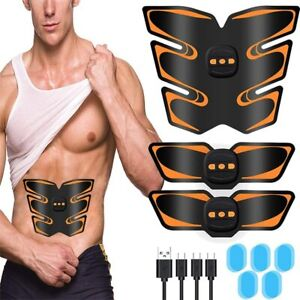 OUBARDE Muscle Stimulator USB Rechargeable, EMS Abs Trainer Muscle Trainer - 6 M