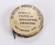 KODAK TAPE MEASURE ADVERTISING MCBRIDE PHOTO SERVICE/cks/215628
