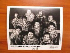Glossy Press Photo - Ladysmith Black Mambazo South African Male Choral Group