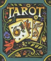 Tarot (Miniature Editions) by Running Press, Running Hardback Book The Fast Free