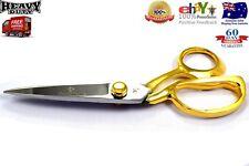 "8""Gold Plated Handle 60Days Warnty Heavy Duty Tailor Scissor, Sewing Scissor"