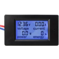PZEM-031 DC 6.5-100V 20A 4 in 1 Digital Display LCD Screen Voltage Current Power