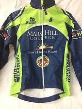 Hincapie Element Polar Jacket Womens Small Mars Hill College Cycling Winter Bike