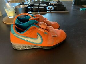Nike Romaleo 2 UK6.5 Orange Deadstock