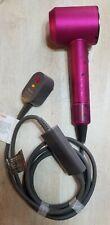 MINT DYSON SUPERSONIC HAIR DRYER HD01  FUCHSIA