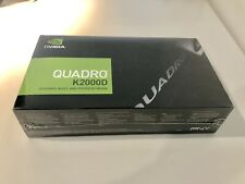 NVIDIA Quadro K2000D 2GB GDDR5 Frame Buffer DVI To VGA Adapter Graphics Board