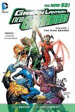 Green Lantern: New Guardians, The Ring Bearer (Volume 1) Hardback - New 52 - NEW