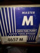 1957-1969 CHEVROLET V-8 Mechanical Fuel Pump; MASTER # 4657M; NIB (Also CHECKER)