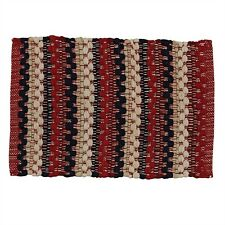 Bridgewater Patriotic America Chindi Cotton Placemat