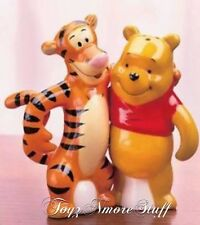 Disney Winnie the Pooh and Tigger Ceramic Salt Pepper Shaker Summer Decorations