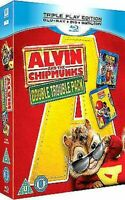 Alvin And The Chipmunks / 2 - Squeakquel Blu-Ray Nuevo