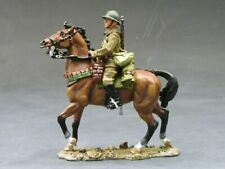 King and Country Retired Fields of Battle FOB014 French Trooper Mounted