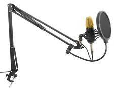 Vonyx Studio Mikrofon Set CMS400B