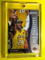 Kobe Bryant PANINI PRIZM HOT LAKERS NBA FINALISTS INSERT CARD #9 - Mint!