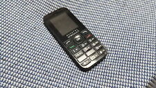 Alcatel Onetouch 1016 Mobile Phone Black Unlocked Grade B