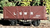 Cambrian C79 OO Gauge LSWR/SR 15t 8 Plank Open Wagon Kit