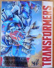 TRANSFORMERS AOE Premiere Edition Optimus Prime Misb New TAKARA TOMY