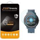 3X Supershieldz for Garmin vivoactive 3 Music Tempered Glass Screen Protector