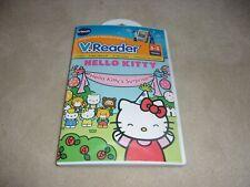 VTech V Reader Cartridge - Hello Kitty Surprise Learning Game 3 - 5 Years