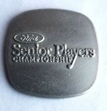 """FORD SR PLAYERS Championship Ball Marker TOUR """"ISSUED"""" Ships FREE w/BUY IT NOW"""