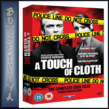 A TOUCH OF CLOTH - COMPLETE SERIES 1 2 & 3  **BRAND NEW DVD BOXSET**