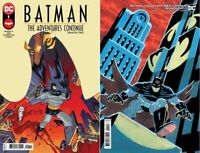 BATMAN THE ADVENTURES CONTINUE SEASON II #1 SET NM GOTHAM COURT OF OWLS DC COMIC