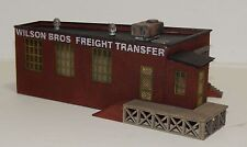 HO Scale Craftsman Wilson Bros. Freight Transfer