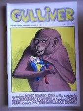 Gulliver Rivista fumetti n°1 1977 HP di Guido Buzzelli  [G449] BUONO