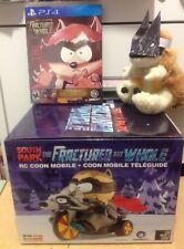 South Park le fratture, ma tutto collezionisti RC Coon mobile Gold Edition PS4