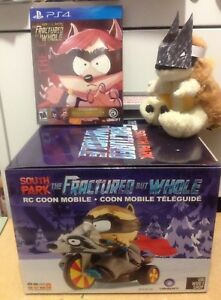 SOUTH PARK THE FRACTURED BUT WHOLE COLLECTORS RC COON MOBILE EDITION PS4 PS5