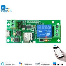 eWelink Relais Modul WIFI Smart Home Schalter Fernbedienung für Amazon Alexa