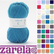 Sirdar Snuggly DK Double Knitting Wool/Yarn - 50g - ***ALL COLOURS***