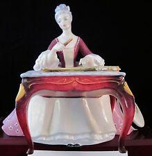 "Royal Doulton Figurine ""Dulcimer"" Hn2798"