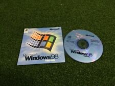 Microsoft Windows 98 UPGRADE With Key