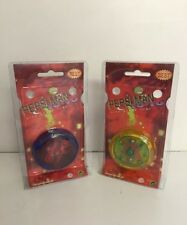 X 2 PEPSIMAN HIGH GRADE TYPE YO-YO ~ CLUTCH RETURN SYSTEM - PARTY BAG FILLER