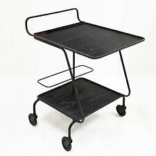 """Serving BAR Wheelchair Model """" Golf """" Of Mathieu mategot 1950 Vintage 50S 50'S"""