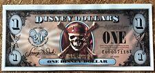 2007 Disney Dollar Pirates of the Caribbean The Empress Uncirculated