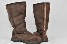 Ugg Australia Ultimate Tall tresse Boot Brown SN 5340 UK 5.5/US 8 094 G