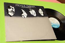 PROCOL HARUM LP BROKEN BARRICADES ITALY 1978 EX++ GATEFOLD GIMMICK COVER