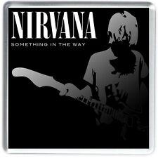 Nirvana album cover coaster