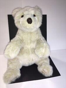 14 inch Tan 1994 Limited Edition Gund Cub Bear Festival Bear Signed 284/300