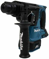 Makita DHR242Z 18 V 24 mm Cordless Li-ion SDS Plus Rotary Hammer Drill Body Only