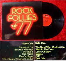 LP Rock Follies 77 feat Julie Covington