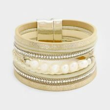 Multi Layer Fashion Bracelet