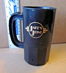JAKE'S JOINT Speakeasy Dinner Theater plastic beer mug Cape Cod Massachusetts
