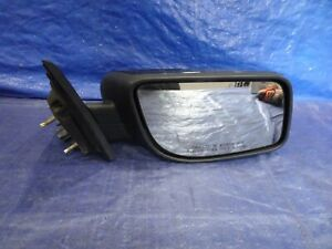 2009 - 2014 Lincoln MKS right pass Side  Mirror Heated Power 10 wire puddle lamp
