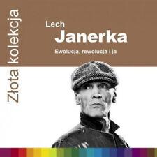 CD LECH JANERKA Złota kolekcja - Ewolucja, rewolucja i ja