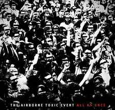 CD TOUT NEUF new & sealed The Airborne Toxic Event All at once NEUF !